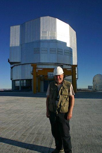 Paul Sutherland at the VLT